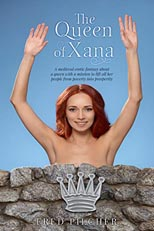 The Queen of Xana by Fred Pilcher