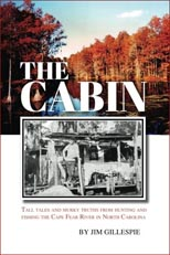 The Cabin, by Jim Gillespie