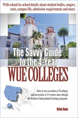 The Savvy Guide to 4-Year WUE Colleges