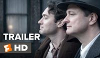 'Genius' starring Colin Firth and Jude Law as Editor Max Perkins and Novelist Thomas Wolfe